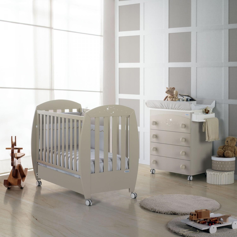 Chambre bébé tendance Chambre bébé actuel avant gardiste Le
