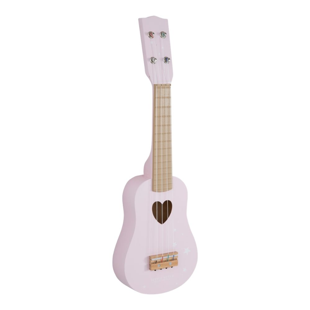 Guitare Adventure pink - Little Dutch