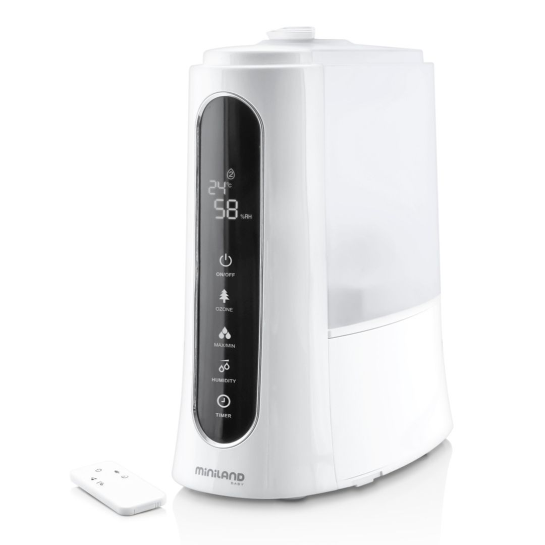 Humidificateur d'ozone HUMITOUCH PURE - Miniland