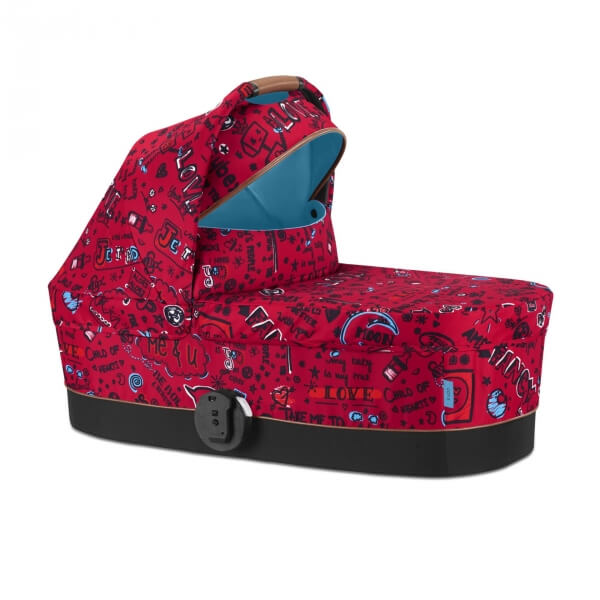 Nacelle COT S Collection Fashion | Love pour Poussette BALIOS S - Cybex