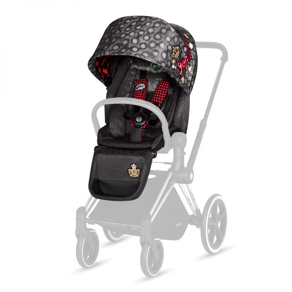 Pack Siège PRIAM Collection Fashion | Rebellious - Cybex