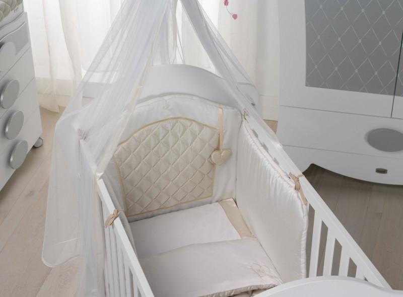 tour de lit bébé luxe Tour de lit micuna Alexa, tour de lit bébé   Le Trésor de Bébé tour de lit bébé luxe