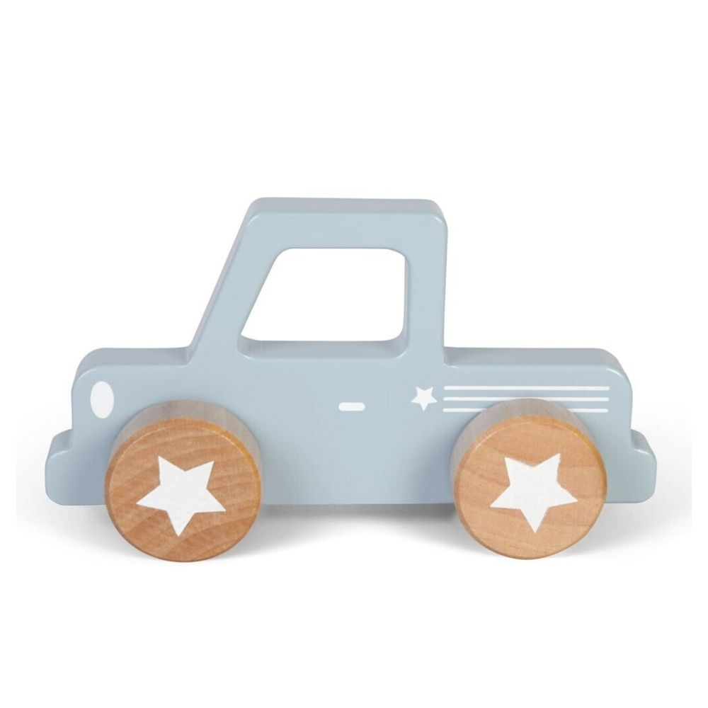 Pickup en bois Adventure blue - Little Dutch