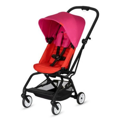 Poussette City EEZY S Fancy Pink - Cybex