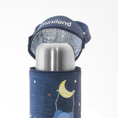 Sac isotherme 500 ml THERMIBAG DENIM - Miniland